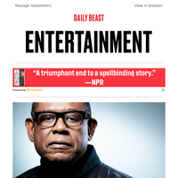 How Forest Whitaker Is Changing Hollywood