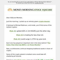 Thursday's top crypto buys