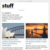 Trans-Tasman travel bubble: Quarantine-free travel from Sydney suspended