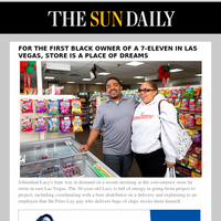 For the first Black owner of a 7-Eleven in Las Vegas, store is a place of dreams