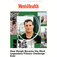 How Murph Became the Most Legendary Fitness Challenge Ever