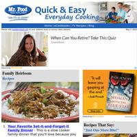 19 Family Heirloom Recipes