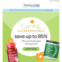 Save up to 85% ❯❯ ON CLEARANCE