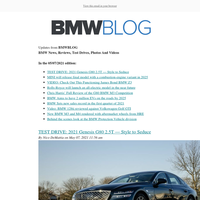 Posts from BMWBLOG for 05/07/2021