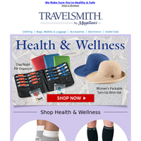 Solutions To Keep You Healthy While You Travel
