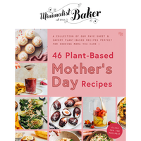 NEW! 46 Plant-Based Mother's Day Recipes