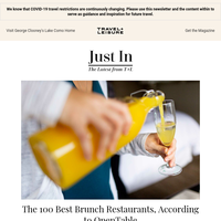 The 100 Best Brunch Restaurants