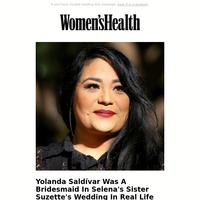 Yolanda Saldívar Was A Bridesmaid In Selena's Sister Suzette's Wedding In Real Life