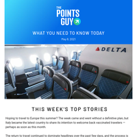 ✈ Delta Cracks Down on Bad Behavior, an Unexpected New Disney World Line & More News From TPG ✈