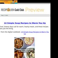 14 Warm & Cozy Soup Recipes