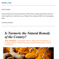 The Truth About Turmeric: Does It Really Work?