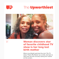 Woman discovers star of favorite childhood TV show is her long lost birth mother