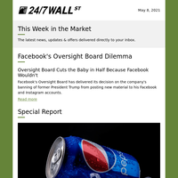 Facebook's Oversight Board Problem, Goldman's Top Growth Stocks, Cathie Wood's Buys/Sells, & Jobs Numbers Fall Short
