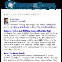 Biden's Master Plan to End Bitcoin