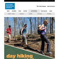 ⛅ Day Hike Essentials