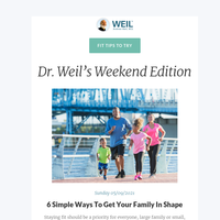 6 Simple Ways To Get Your Family In Shape