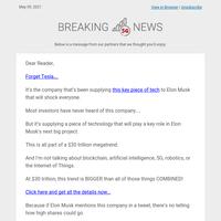 Elon Musk's Secretive Supplier... REVEALED?! | 9 May
