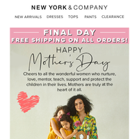 Happy Mother's Day 🌺 Celebrate with savings