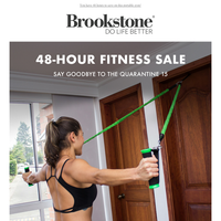Deal of the Week: 40% Off Fitness