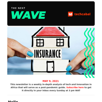 Next Wave: They are saying insurance is the future