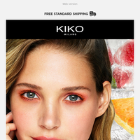 NEW FRUIT EXPLOSION: a blast of freshness on your skin