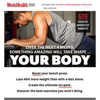 This 470-Page Muscle Manual is Your Body-Shaping Power Tool