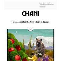 Horoscopes for the New Moon in Taurus