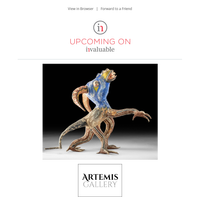 Spring Art Auction | Fine, Folk & Fun | Artemis Gallery