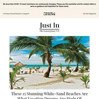 15 Stunning White-Sand Beaches Around the World