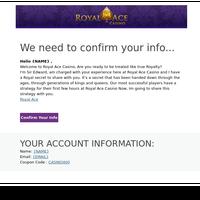 Royal Casino - #1 USA Online Casino