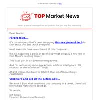 Elon Musk's Secretive Supplier... REVEALED?! | 10 May