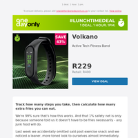 Fitness bands for LESS than R250! 💪