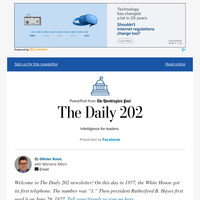 The Daily 202: Two cheers for Biden making White House visitor logs public again