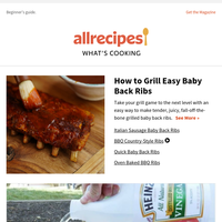 How to Grill Easy Baby Back Ribs