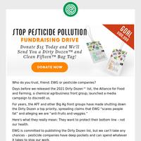 Save the Dirty DozenTM
