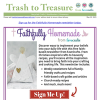 FOUND:  Free Faith-Based Recipes and Crafts