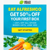 Picnic-Perfect: Get 'Fresh