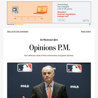 Opinions P.M.: Why I can't wrap my head around baseball's embrace of sports betting