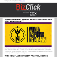Women Inspiring Nevada: Pioneers leading with hope and humanity