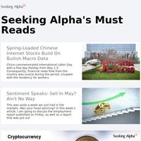 Must Read: Spring-Loaded Chinese Internet Stocks Build On Bullish Macro Data