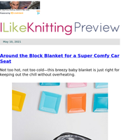 Cute Car Seat Baby Blankie