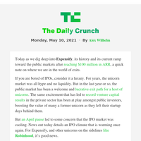 Daily Crunch - Expensify's hacker approach to enterprise software is paying off