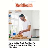 How to Do Carb Cycling for Weight Loss, According to a Dietitian