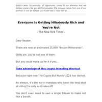 Crypto Bull Run 2021 Just Started