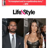 Scott Disick Seemingly Snubs Kourtney Kardashian By Not Sharing Mother's Day Tribute