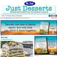 13 Heavenly No-Bake Desserts!