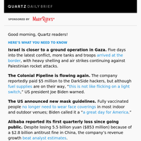 Gaza conflict intensifies, unmasking concerns, Russia vs. Tom Cruise
