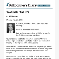 """Too old to """"get it""""?"""