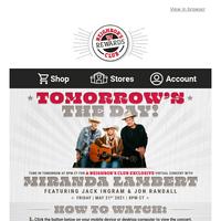 Tomorrow's The Day For Miranda Lambert's Exclusive Neighbor's Club Concert