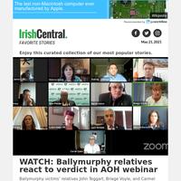 Ballymurphy Massacre victims' relatives react to verdict in AOH webinar